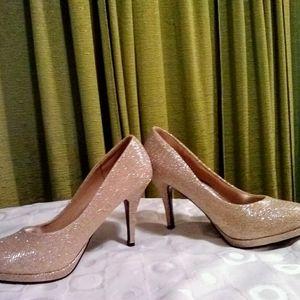 David's Bridal Heels